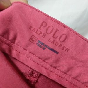 Polo by Ralph Lauren Golf Shorts Men's 42 Pink
